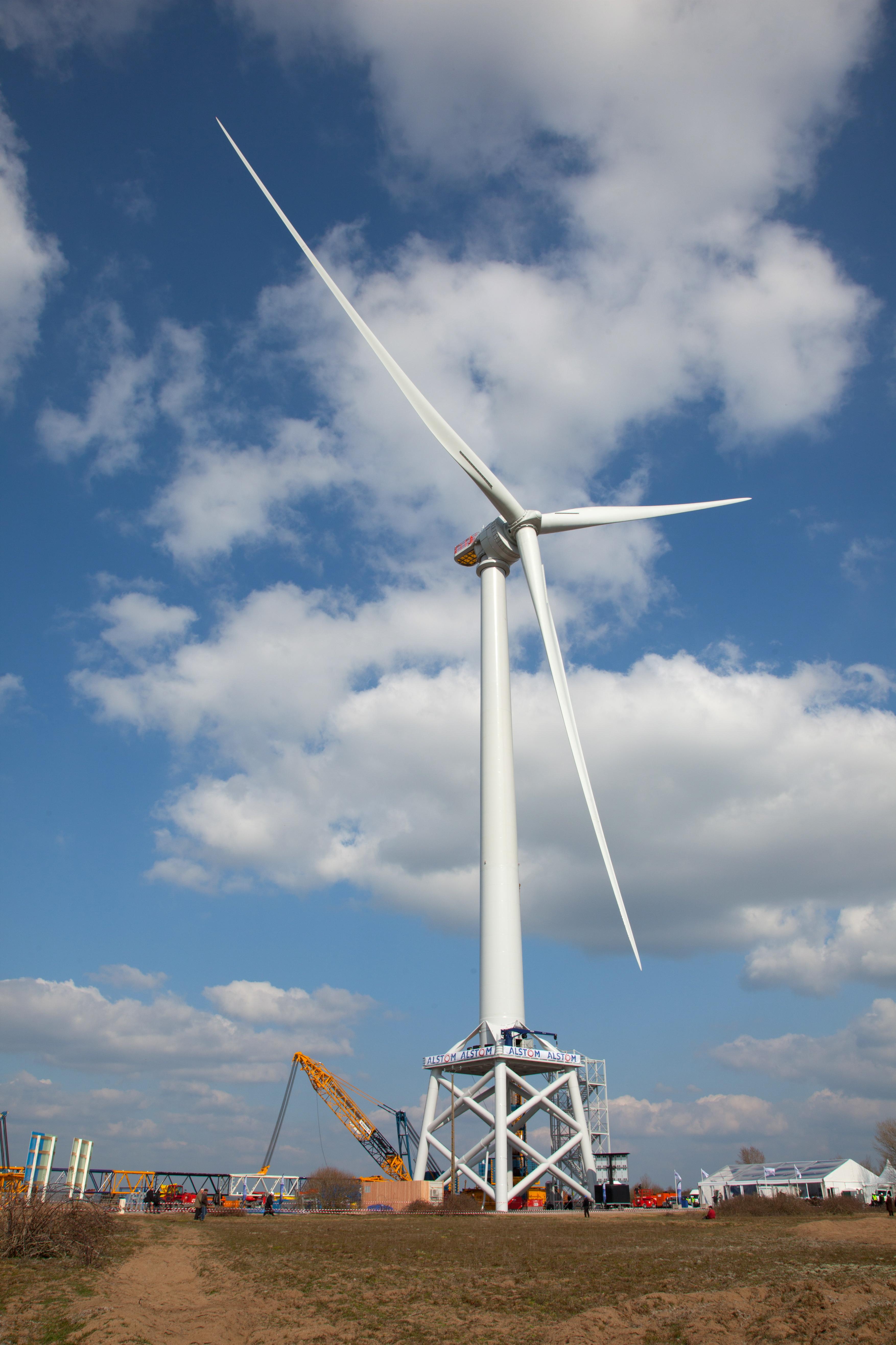 wind offshore: