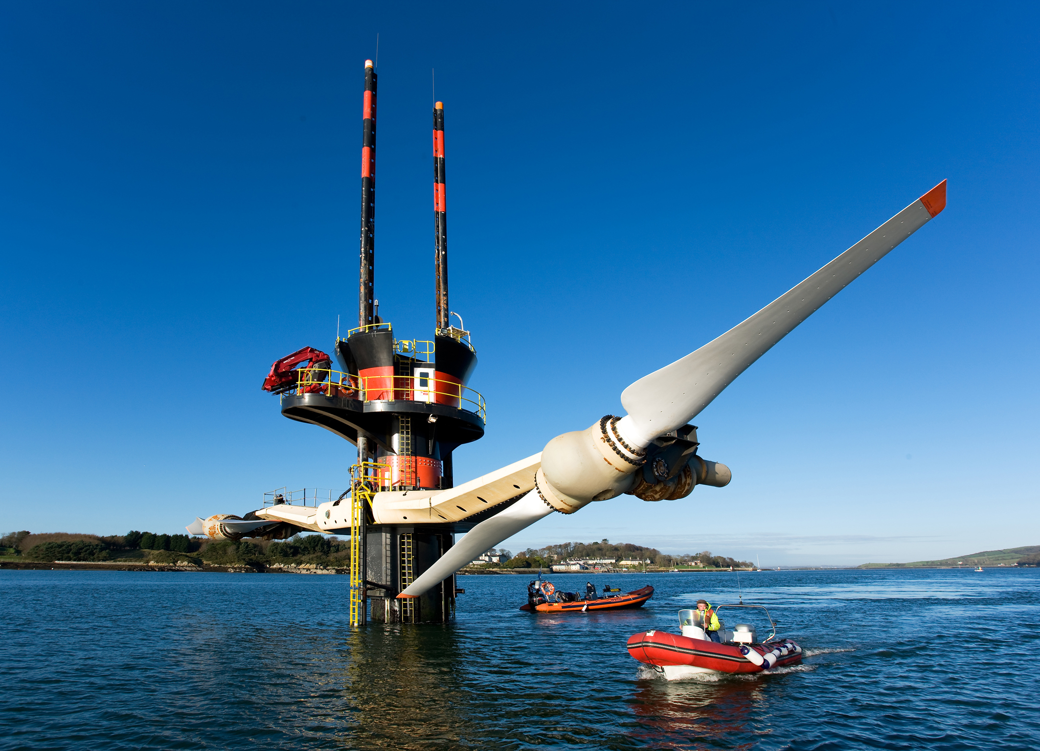 Big And Small Bringing Marine Energy To Market Tim