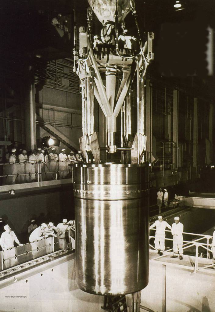 Westinghouse's 60 MW  experimental light water breeder reactor at Shippingport, Pennsylvania, which successfully transmuted Thorium 232 to Uranium 233
