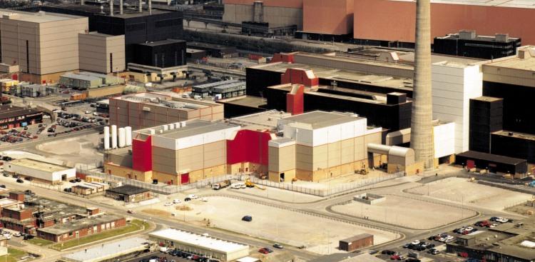 Sellafield MOX plant