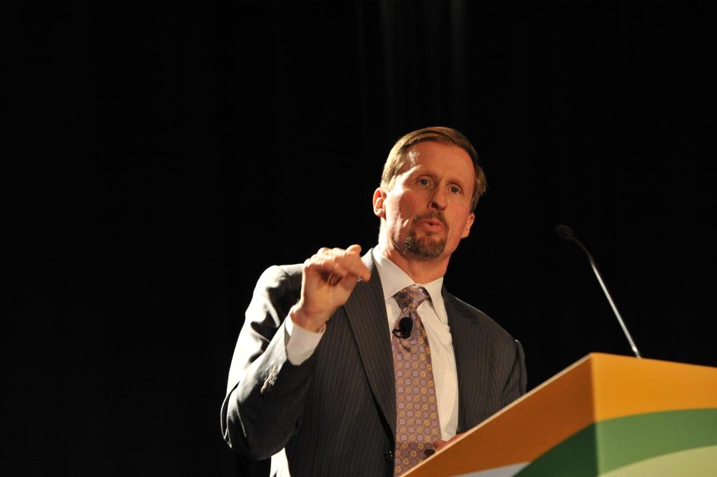 SunPower CEO Tom Werner